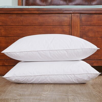 Down and Feathers Pillow Size: King