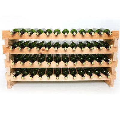 48 Bottle Floor Wine Rack