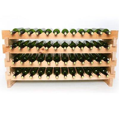 48 Bottle Floor Wine Rack