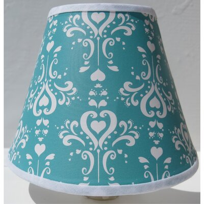 Damask Night Light Color: Aqua