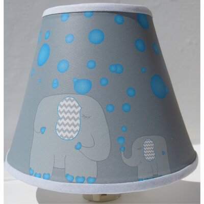 Bubbles and Elephant Night Light