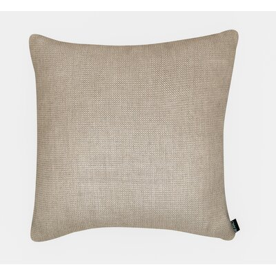 D�cor Alyssa Luvs Indoor/Outdoor Throw Pillow Size: 16 H x 16 W x 6 D, Color: Stonehenge