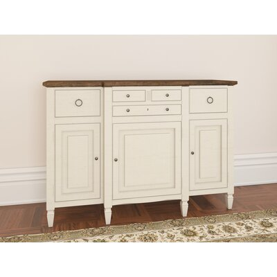 Causey Park Serving Sideboard Finish: Cotton