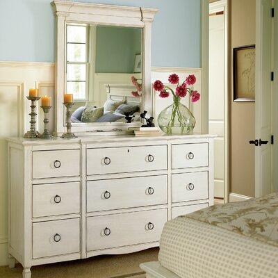 Causey Park 9 Drawer Dresser
