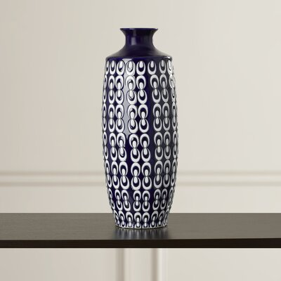 Textured Ceramic Vase Size: Small