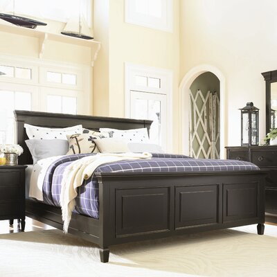 Causey Park Panel Bed