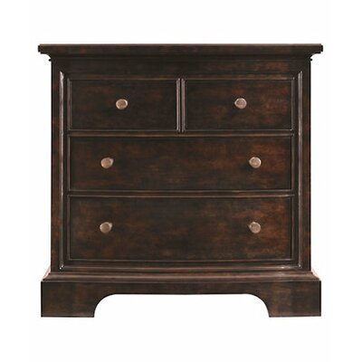 Turner 4 Drawer Nightstand