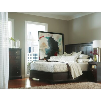 Turner Transitional Panel Customizable Bedroom Set