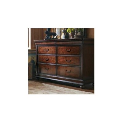Davison 6 Drawer Dresser Color: Orleans