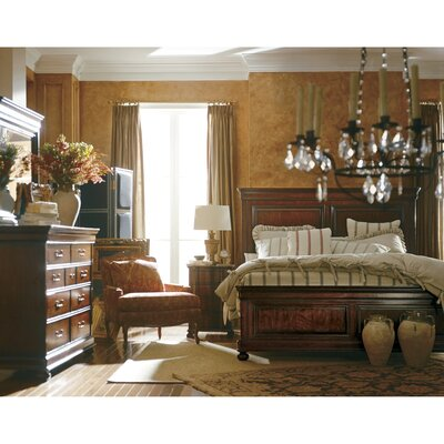 Davison Platform Configurable Bedroom Set