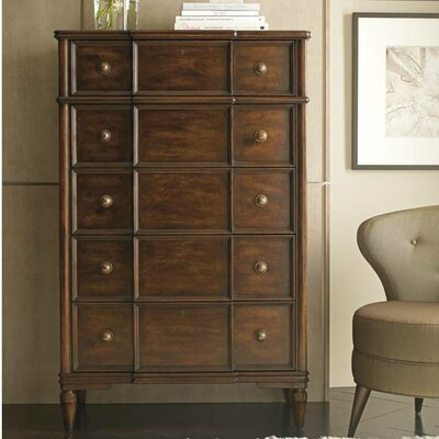 Hyde 5 Drawer Lingerie Chest