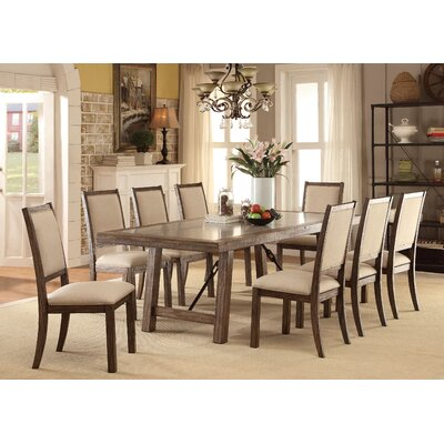Shelby 9 Piece Dining Set