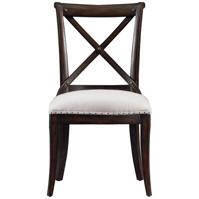 Howell Arm Chair Finish: Distressed Terrain