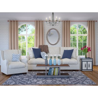 Wythe Configurable Living Room Set