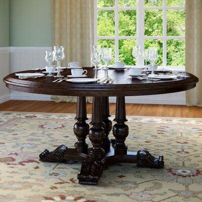 Hepburn Dining Table Table Finish: Sorrel