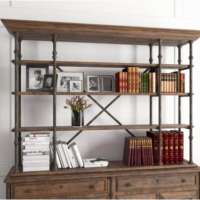 Howell L'acrobat 56 Etagere Bookcase Finish: Terrain