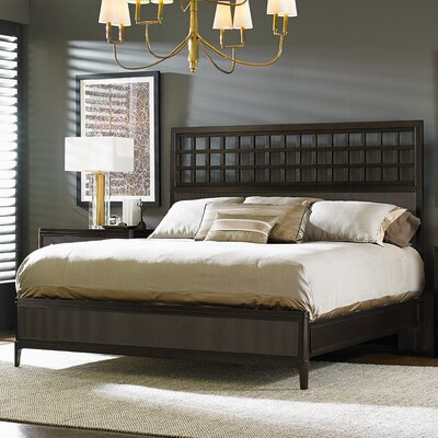 Hughes Panel Bed Size: Queen