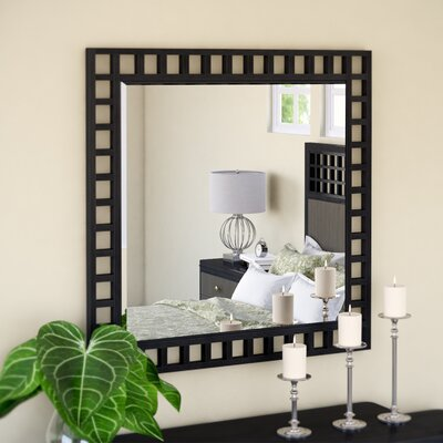 Hughes Brownstone Mirror