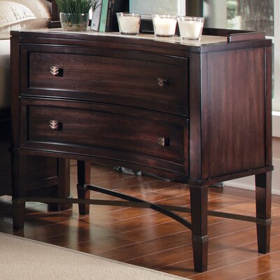 Andraid 2 Drawer Bachelors Chest