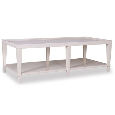 Harbert Coffee Table Color: Parchment