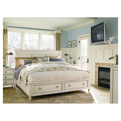 Payton Derby Panel Bed