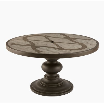 Euston Outdoor Round Dining Table