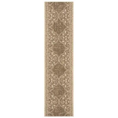Dunnyvadden Cream/Beige Area Rug Rug Size: Runner 2 x 8