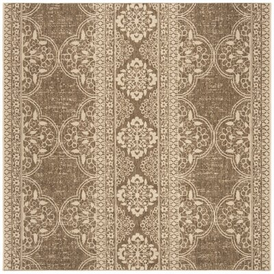 Dunnyvadden Cream/Beige Area Rug Rug Size: Square 67