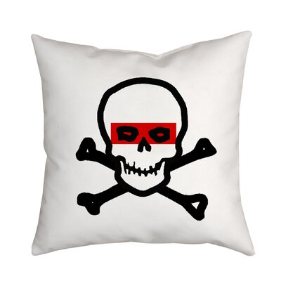 Holiday Treasures Super Bone Head Throw Pillow