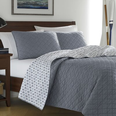 Gonzales Quilt Set Size: King