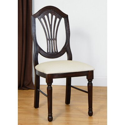 Side Chair Finish Walnut