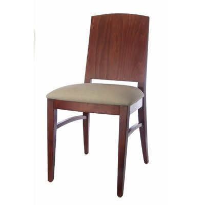 Condor Side Chair Finish: Mahogany