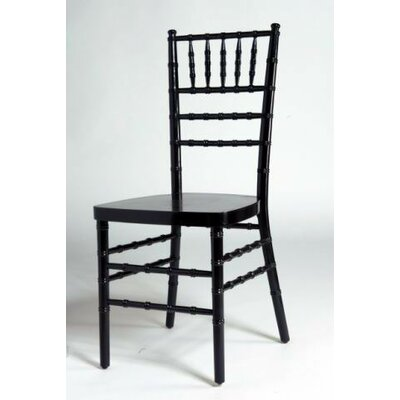 Party Solid Wood Dining Chair