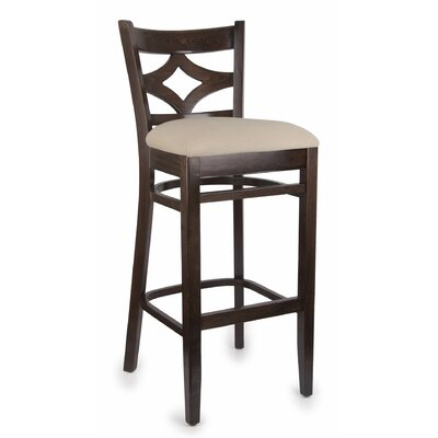 Rego 30 Bar Stool Finish: Walnut