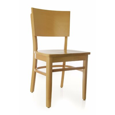 Chicago Solid Wood Dining Chair (Set of 2)
