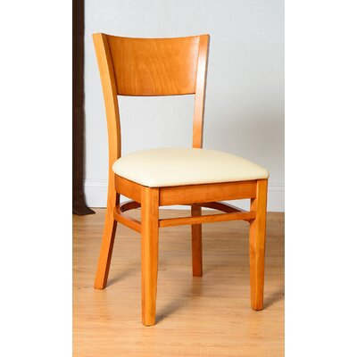 Rachel Side Chair Finish: Cherry