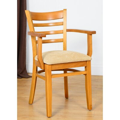 Arm Chair Finish: Cherry