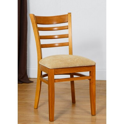 Side Chair (Set of 2) Finish: Cherry