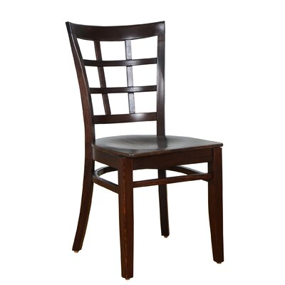 Harner Solid Wood Dining Chair