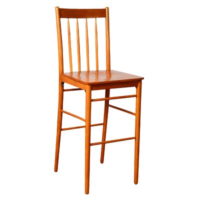 Bar Stool Finish: Cherry