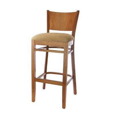 Winston 30 Bar Stool Finish: Cherry