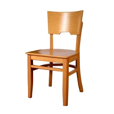 Cairo Side Chair (Set of 2) Finish: Natural