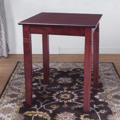Pub Table Color: Mahogany