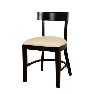 Quinto Chair (Set of 2) Frame Finish: Black