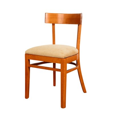Quinto Chair (Set of 2) Frame Finish: Cherry