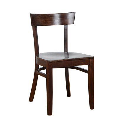 Quinto Solid Wood Dining Chair (Set of 2)