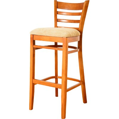 30 Bar Stool Finish: Cherry