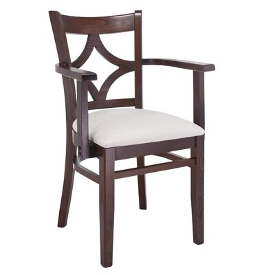 Rego Solid Wood Dining Chair Finish: Walnut