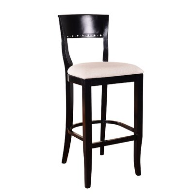 Tymon 30 Wood Framed Bar Stool