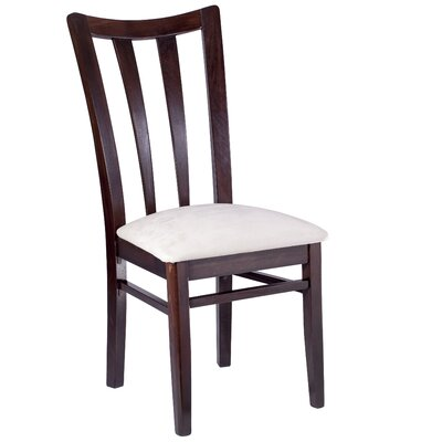 Wendover Slat Back Solid Wood Dining Chair